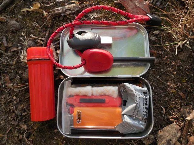 生火套装 fire kit