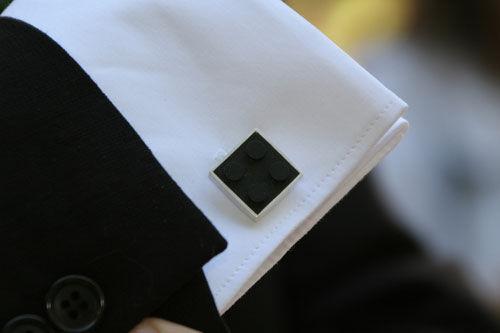 袖口成为衬衫的一个重要展示部件