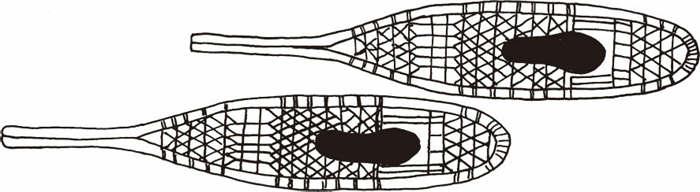育空式雪鞋