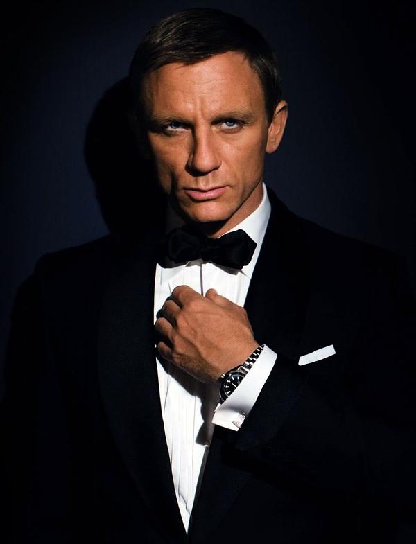 007丹尼尔·克雷格
