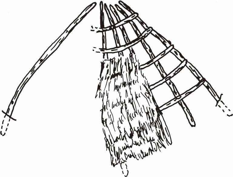 屋面材料——草