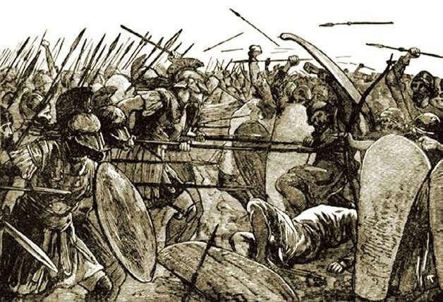 斯巴达人仍然是人类历史上最骁勇的战士。