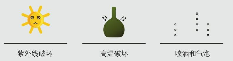 葡萄酒变质原因