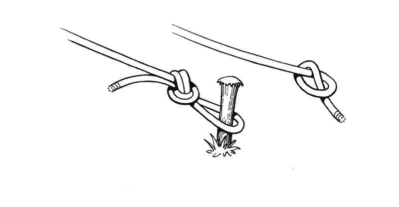 单结和扣环