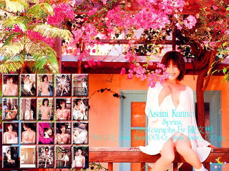 杨思敏(神乃麻美)艺术写真:春光私语+妖精开花