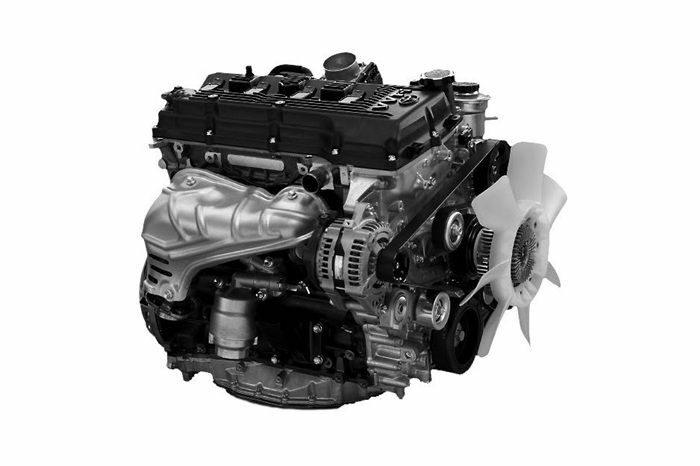 汽油发动机