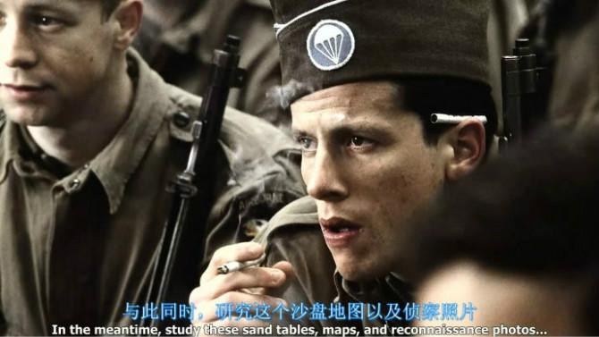 《兄弟连》,空降前的作战部署