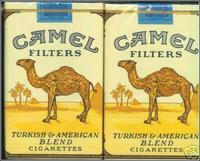 骆驼牌香烟