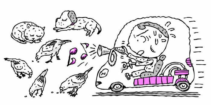 电动汽车果真静得吓人吗?