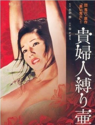 情色电影捆绑贵妇人海报