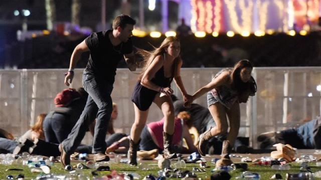 拉斯维加斯屠杀扫射事件