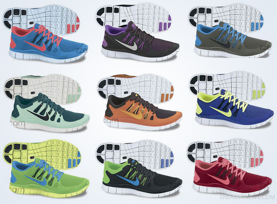Nike 配色方案