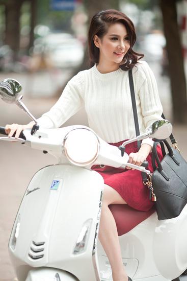 越南 摩托 美女