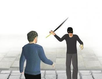如何在刀战中存活保命