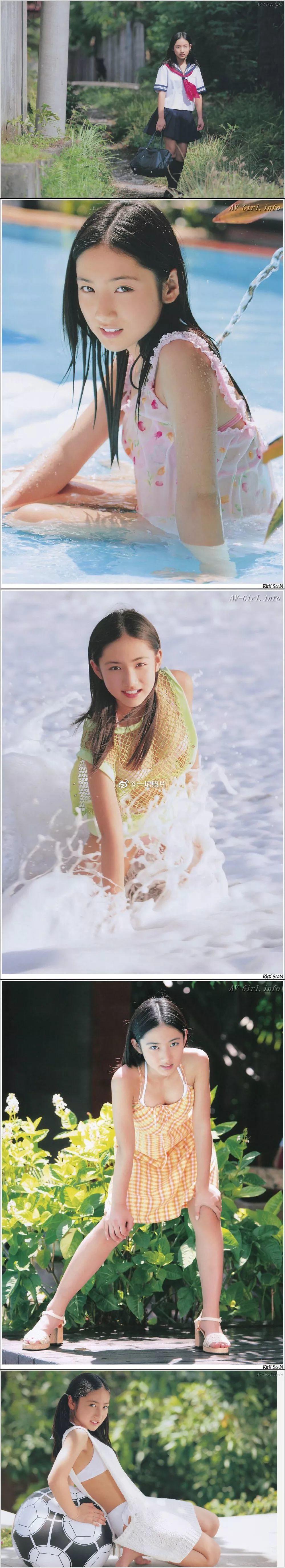 入江纱绫|写真界的童颜巨乳