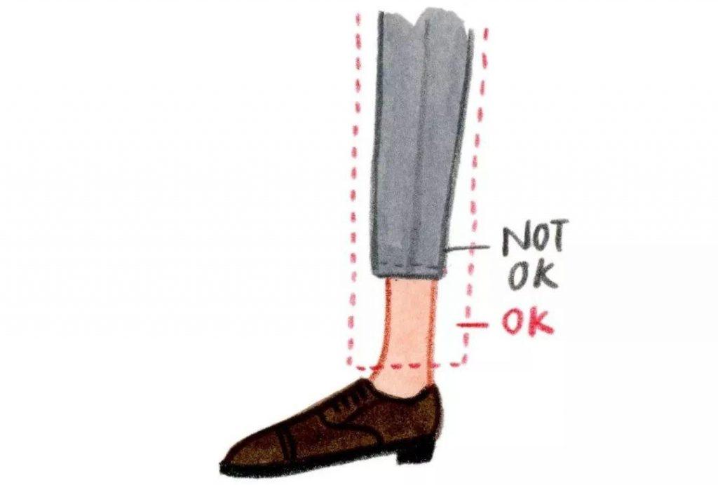不要穿过于紧身的裤子