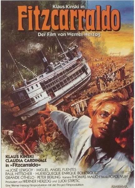 《陆上行舟》,沃纳·赫尔佐格