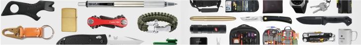 edc工具 户外运动装备